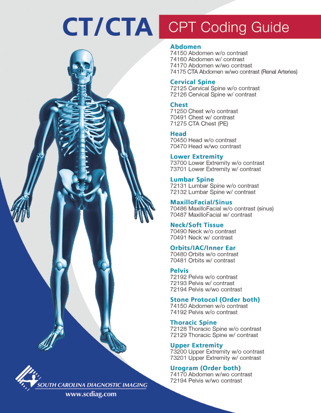 South Carolina Diagnostic Imaging | Referring Physician