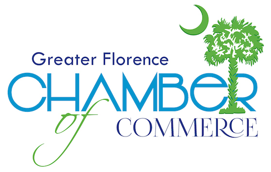 Proud member of the Greater Florence Chamber of Commerce